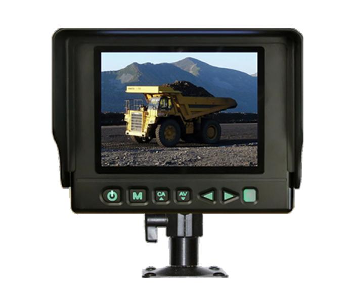 "S-CMT5600 HD-Monitor Digital 5,6"" HD"