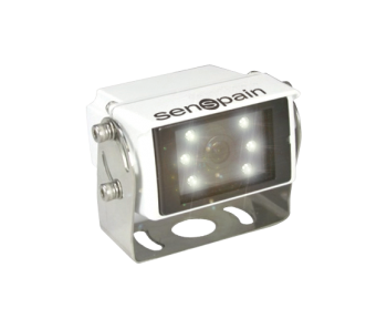 S-CMT77 HD-78°-Cámara IP69K HD White Leds